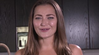 Dani Daniels Shows How to Save the Boobs