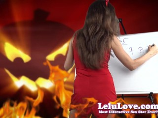 Lelu Love-October 2015 Cum Schedule