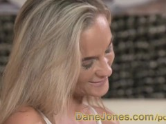Movie:DaneJones Blonde nymph craves ...