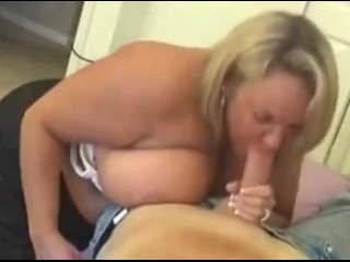 Young Teen Stocking And Garter Fucking, Blonde lady with big tits jerks off Big Tits Handjob MILF