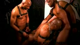 Leather and Lust Part 1 Pov rubbing