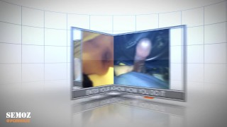 Видео ххх порно - Мастурбация Кубок №6, Мастурбация В Городском Автобусе