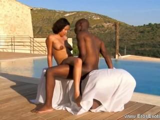 Black men fucking big butt young black girls