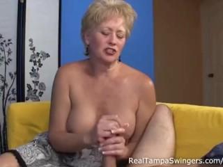 Handjob orgasm jasmin jae