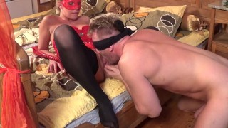 Domina Kate Truu Squirting On Her Slave Face. BDSM Session part 1  bdsm squirt squirting orgasm femdom slave bdsm squirt truutruu femdom cunnilingus domination squirting squirt on face rough orgasm pussy licking pussy eating female domination