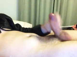 I cum twice in 5 minutes, both hands free.