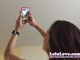 Lelu Love-SnapChat Sex In Hotel Room