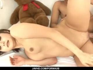 Time for hardcore sex with Asian milf Yuu Shiraishi