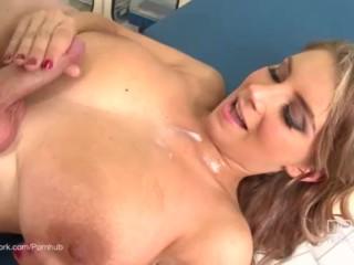 Busty Nurse Katerina Hartlova fucked in Doctors Office