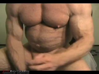 The incredible Mr. Tom Lord - muscle worship session at JockMenLive.com