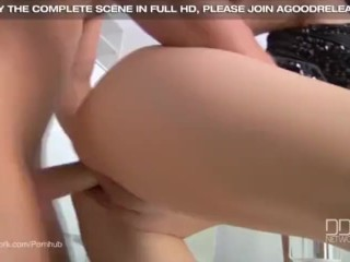 First Anal Pain Video Incredible Russian Glamour Model Milana Takes It Up The Ass