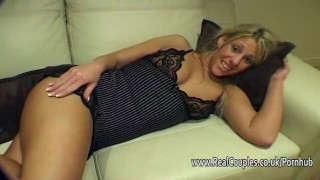 And his toys dominates wife husband fingering british