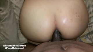 Beautiful Asian Wife Taking Anal With Some Ass To Mouth
