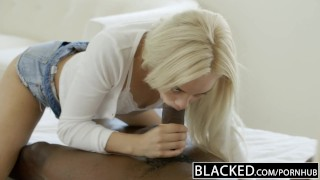 Jean bbc first her blacked takes elsa blacked cock