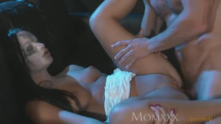 Hard sex a fucking with nympho exorcised demon and mom creampie good sex orgasm