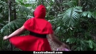 ExxxtraSmall - Small Teen Fucked and Fooled on Halloween porno