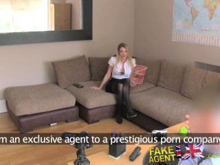 Porno Mom Big Tits Fakeagentuk Filthy Talking Sexy British Escort Wants A Way Into Porn, Babe