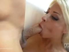 Big tit sensation Lucie Wilde Fucks during study session
