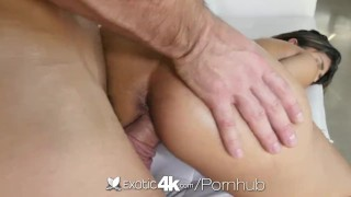 Exotic4K - Sexy latin Sophia Leone gets on top of guys hard cock