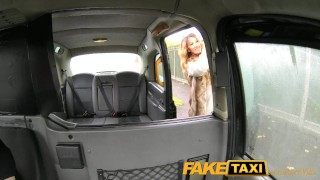 FakeTaxi Stunning gold digger with a great body Thick girls