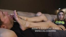 Avery's Everyday Slave - www.c4s.com/8983