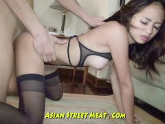 Eye Winking Thai Anal Bimbo