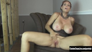 Charlee Chase Pleases Her Horny Pussy porno