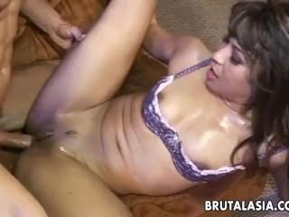 80s threesome porn