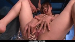 Staggering toy porn scenes with Mami Yuuki  poolside mom masturbate bikini public pov javhd squirting vibrator hot-milf mother small boobs adult toys