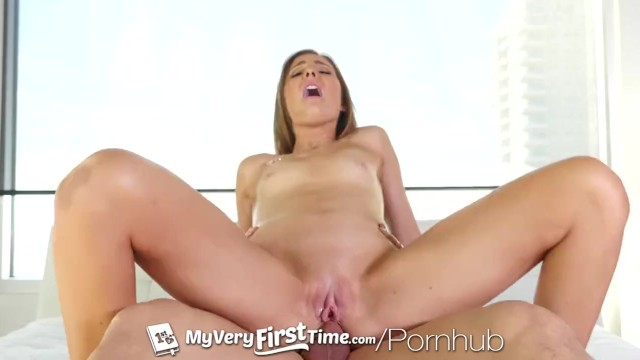 First Time Anal Fingering Solo