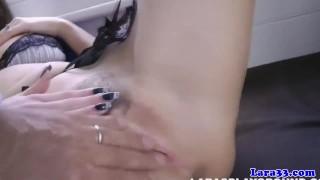Classy british lesbians fingering wet pussy