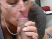 Cheating Wife Milf Gobbles BBC