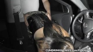 Being dump cum slutwife marion public loves a milf cumshot
