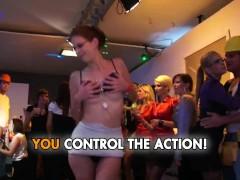 Swinger party in New York goes hardcore…