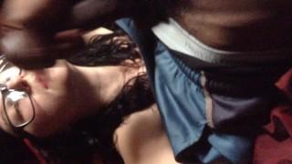 White teen 1st BBC Challenge. Dominican BBC vs American teen 2015 porno