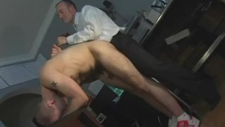 With cocks fucking boys massive their dads creampie huge