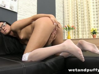 Big ass prostitute m0llyk t with anal hook ass fuck rough kink anal hook insertion amate