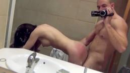 Veronica Vice - Veronica Takes a Cum Shower