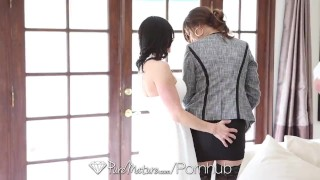 PureMature - Threesome with Kendra Lust and Holly Michaels