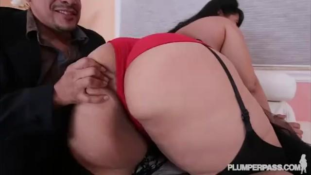Sexy Plump Latina Karla Lane Dance and Fucks Rich Oil Baron