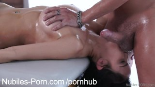 Erotic massage squirting leads orgasm porn to nubiles harper porn