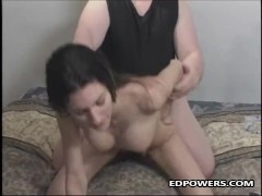 Maria Vasquez Enjoyed Ed Powers Cock In Her Mouth