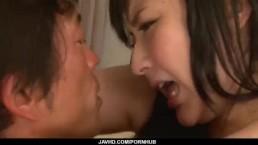 Rough hardcore scenes along hot Megumi Haruka
