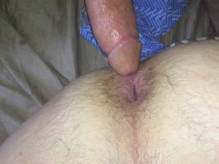 Asshole Breeding – In & Out Close Up