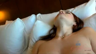 Monroe your cock violet to back suck more comes some tits handjob