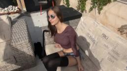 OutdoorSex (Секс на улице): подросток МериВет незаконно проникает в чужое жилище