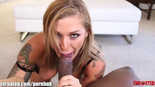 step mom kleio valentien gets done