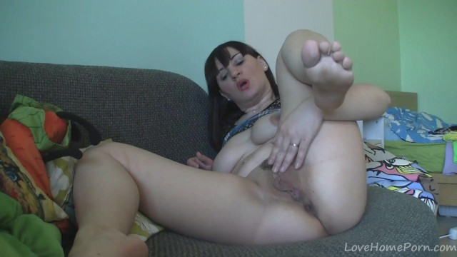 Brunette busty exotic - Exotic housewife exposes all of her intimate parts