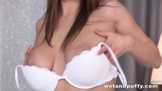 Hot long haired girl teasing and pissing Wife japanese