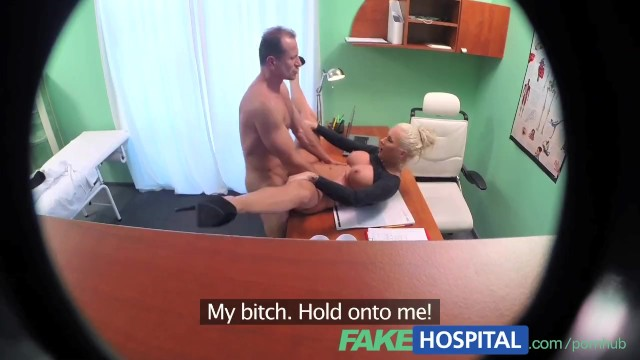 Dirty harry porn star - Fakehospital dirty doctor fucks busty blonde porn star
